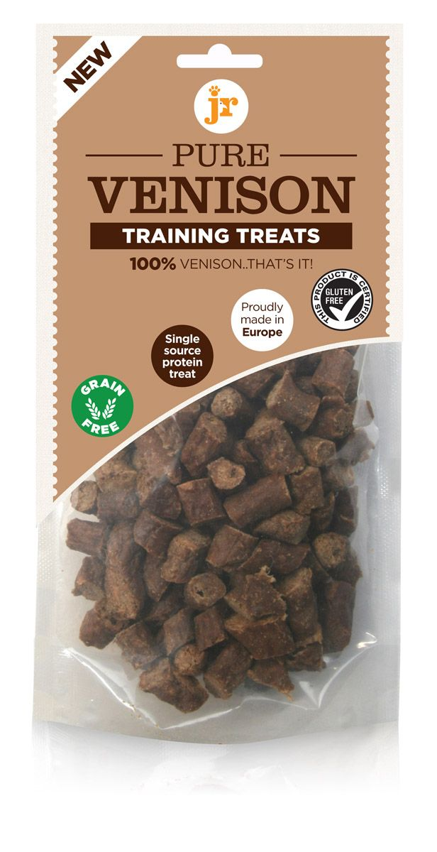 Pure Venison Dog Training Treats
